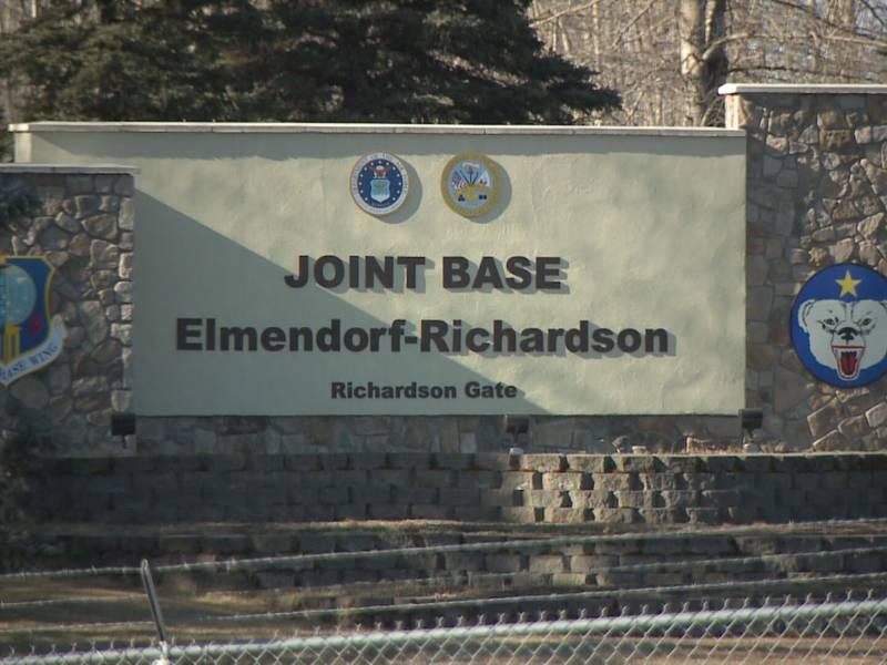 Joint Base Elmendorf-Richardson.