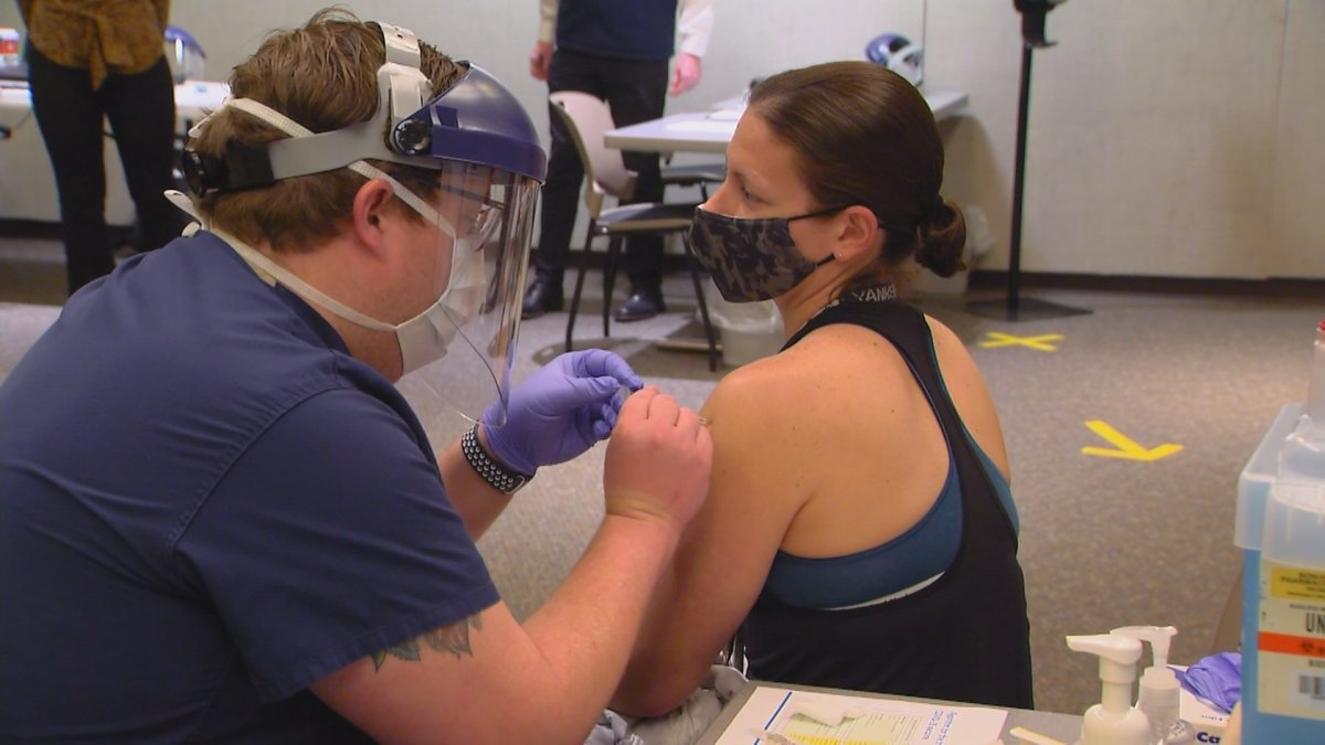 COVID vaccinations provided free of charge