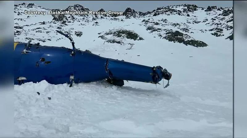 Courtesy: Alaska Mountain Rescue Group