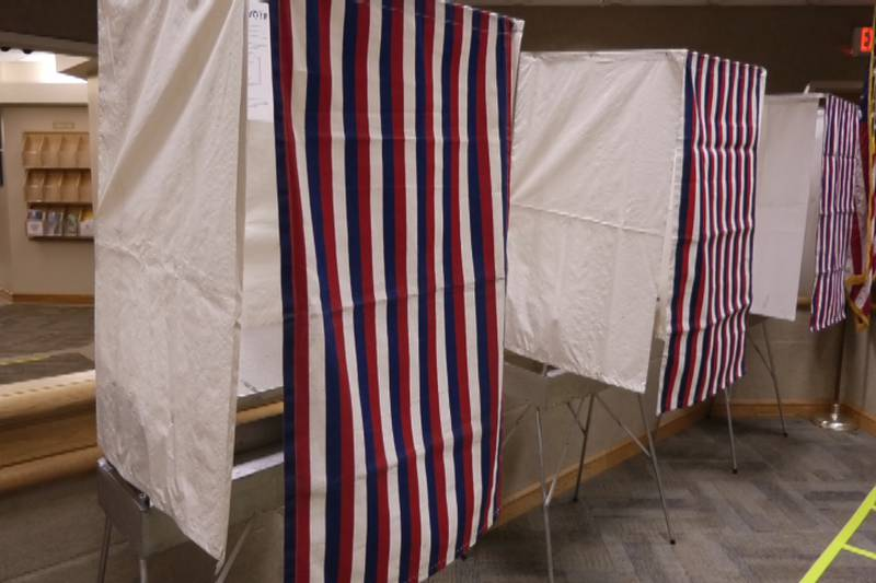 The Alaska Division of Elections held a mock ranked-choice vote election and announced King...