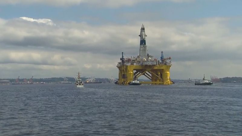 Arctic Offshore Drilling (KTUU News)