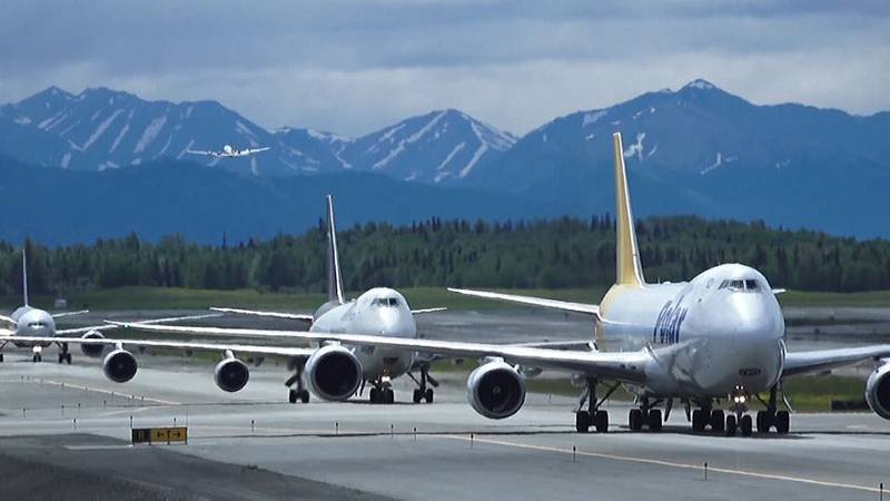 Ted Stevens Anchorage International Airport regularly ranks as one of the busiest cargo hubs on...