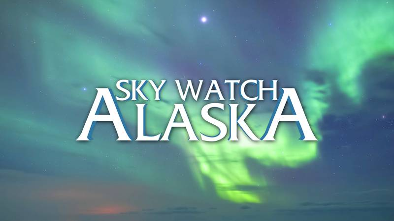 We look to the skies above Alaska for the stars, meteors and of course the aurora!