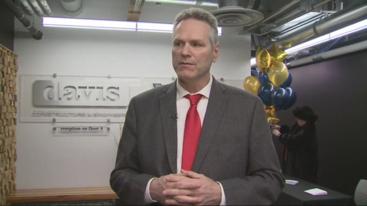 Gov. Mike Dunleavy responds to Friday's court decision on the recall petition against him....