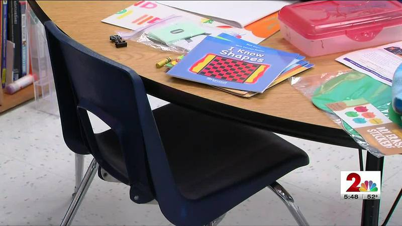 Back to school is always an exciting time, even more so for those first-time kindergarten...