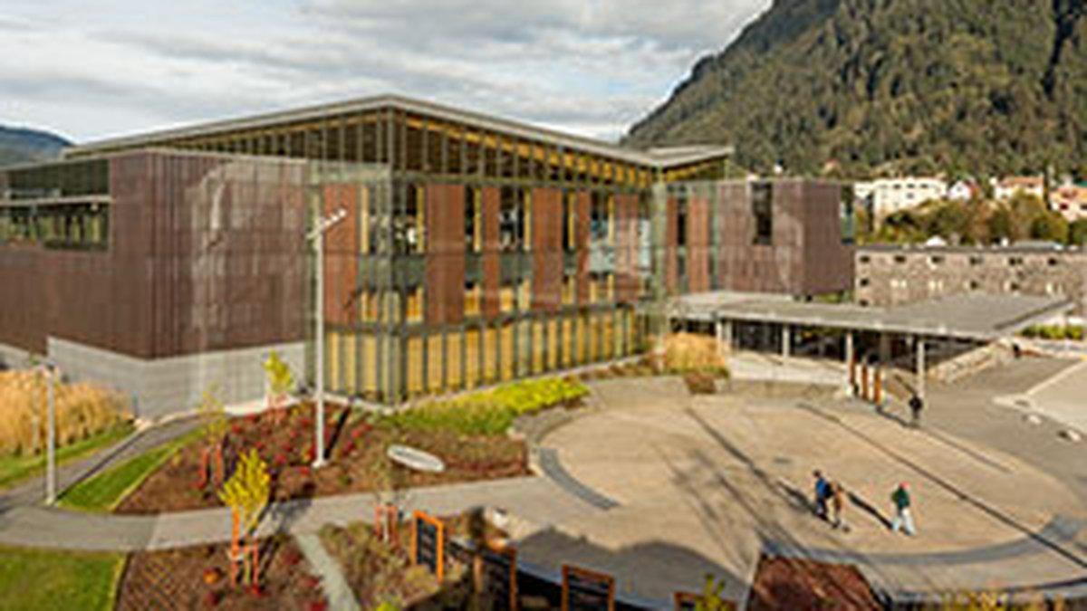 Alaska State Museum, Juneau