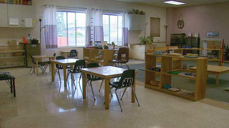Anchorage Montessori School is planning to move forward with in-person classes