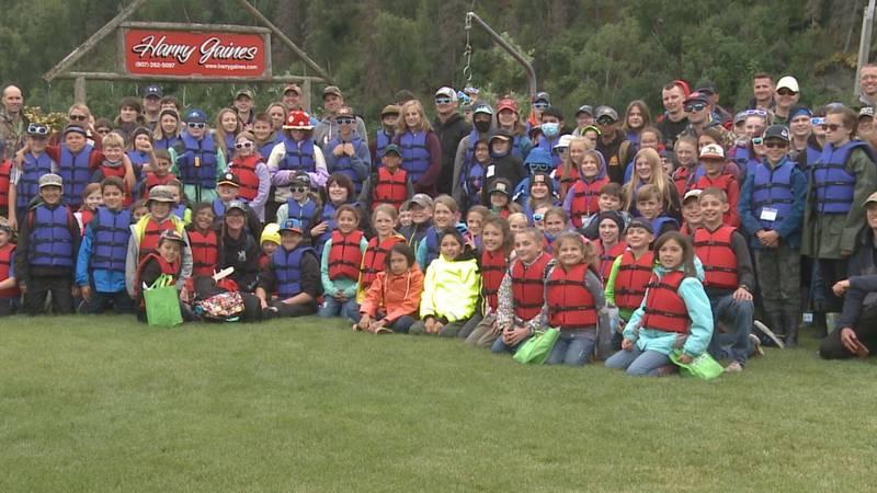 The Kenai River Junior Classic on Wednesday, Aug. 11, 2021 in Soldotna, Alaska.