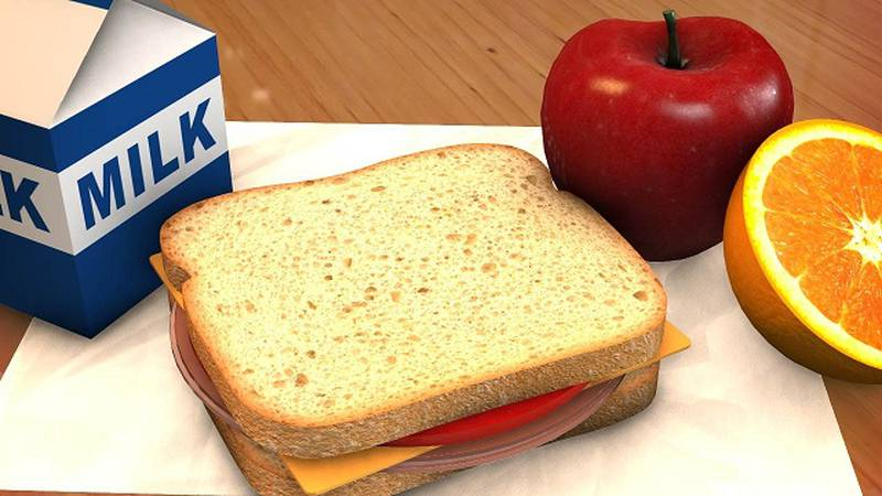 Free school meals will continue for all students, regardless of income, at all schools across...