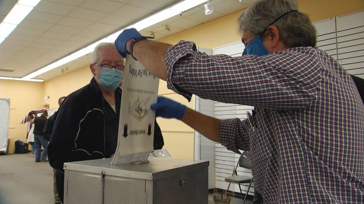 Despite lots of early voting, not every vote will be counted on election day.