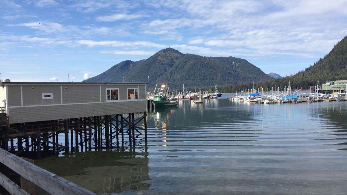 File image of Petersburg, Alaska in 2019