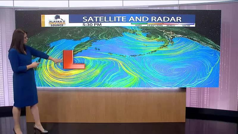 Chief Meteorologist Melissa Frey's Monday weather update.