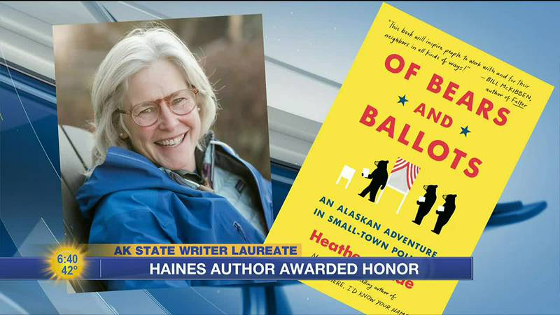 Earlier this month, Heather Lende was named Alaska State Writer Laureate. And in a few days,...