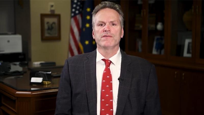 Governor Dunleavy appoints Mel Gillis in Alaska House District 25. (Courtesy of Governor's...