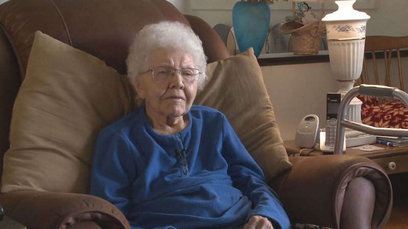 Joyce Glidden was diagnosed with Type 1 diabetes in 1943.