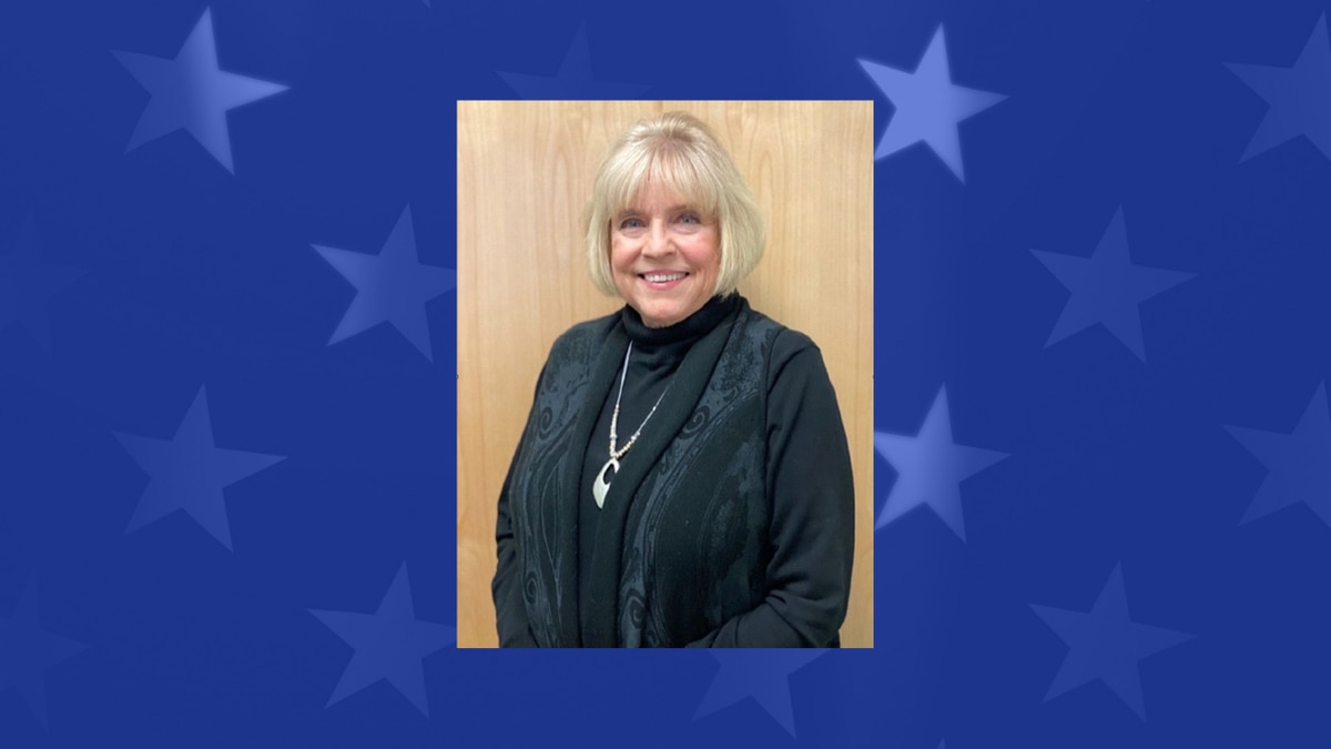 Judy Eledge is running for a seat on the school board in this year's municipal election.
