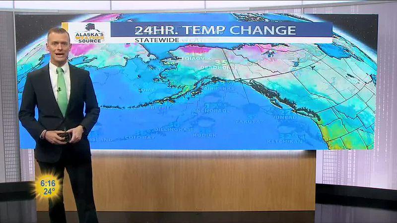 Monday, February 15 Morning Weather