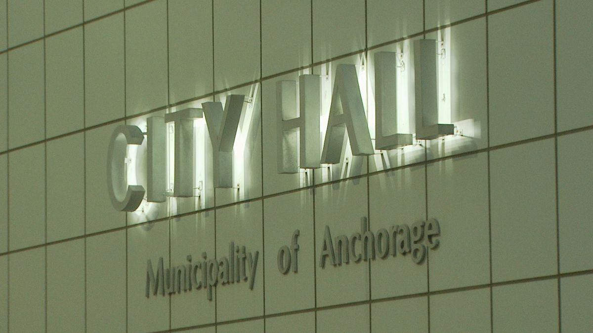 Anchorage City Hall