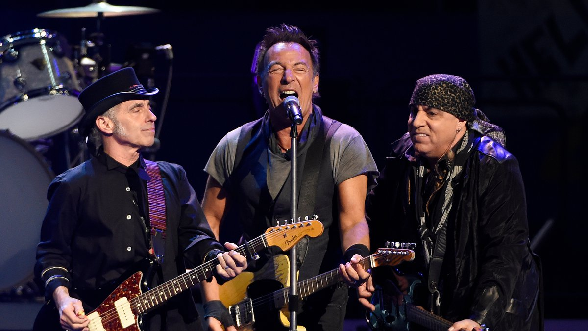 Bruce Springsteen and the E Street Band have a new album coming out in October called 'Letter...