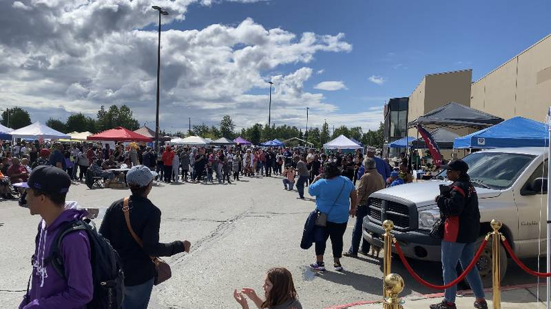 2021 Anchorage Juneteenth Celebration