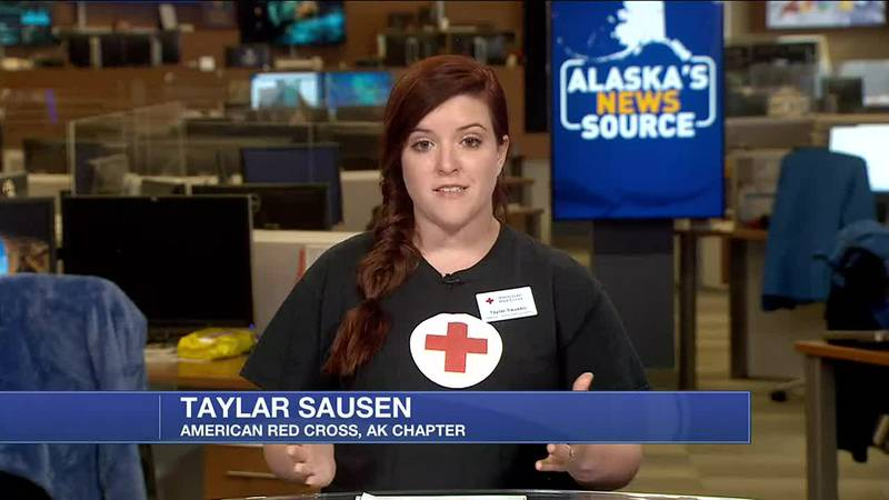 American Red Cross of Alaska helping fire victims