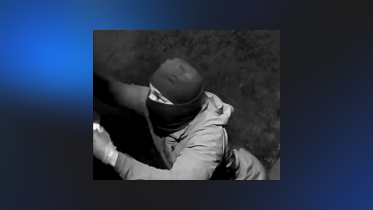 Anchorage police are searching for a person of interest in the investigation into the placement...