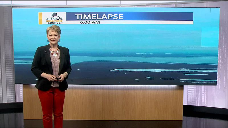 Tuesday Evening Weather KTUU 4-20-21