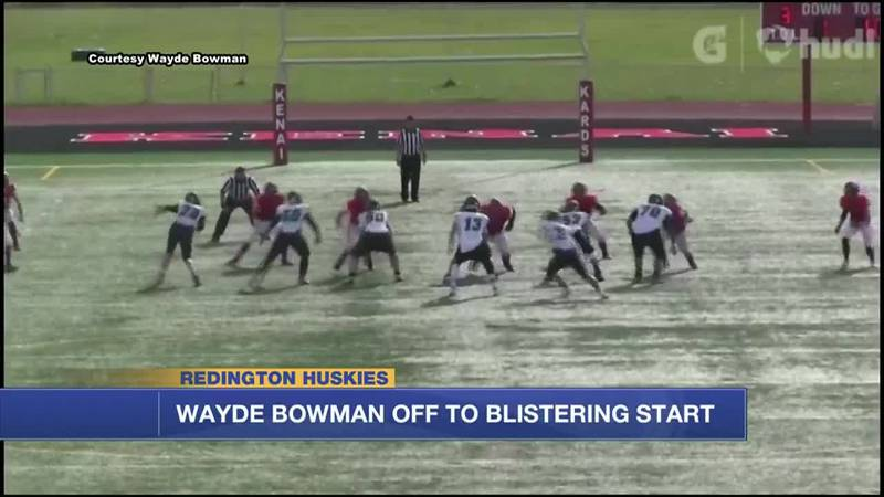 Wayde Bowman