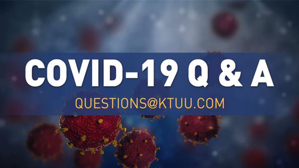 Send us your questions about the COVID-19 vaccination process.