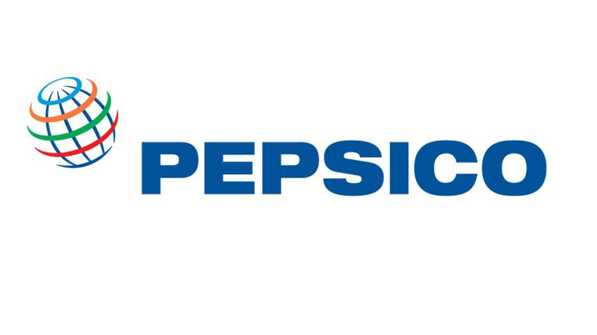 This image shows the logo for PepsiCo.