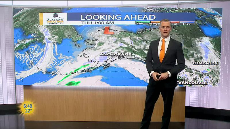 Tuesday, March 23 Morning Weather