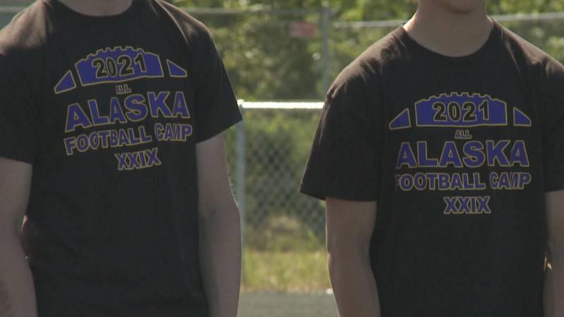 All Alaska Football Camp.