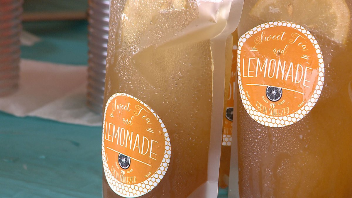 Double A's Lemonade