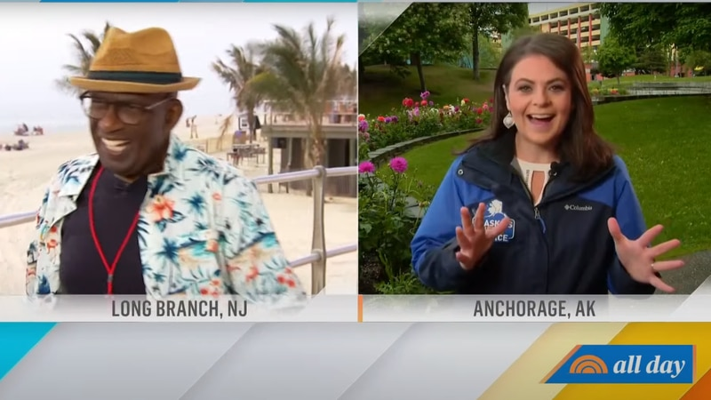 Rokerthon 2021: Chief Meteorologist Melissa Frey joins Al Roker to set new World Record