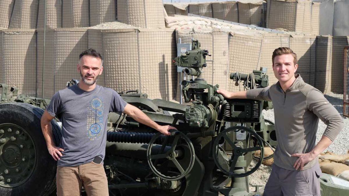 Channel 2 photojournalist Albert Lutan and reporter Blake Essig traveled to Afghanistan to tell the story of JBER's 4-25 Brigade.