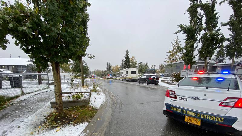East 15th Avenue is closed between Norene Street and Nichols Street while police investigate a...
