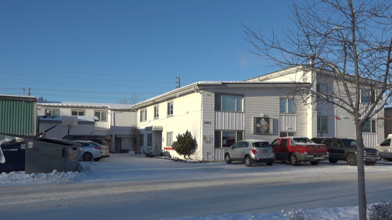 Akeela House in Midtown Anchorage. A substance use disorder treatment facility that will be...
