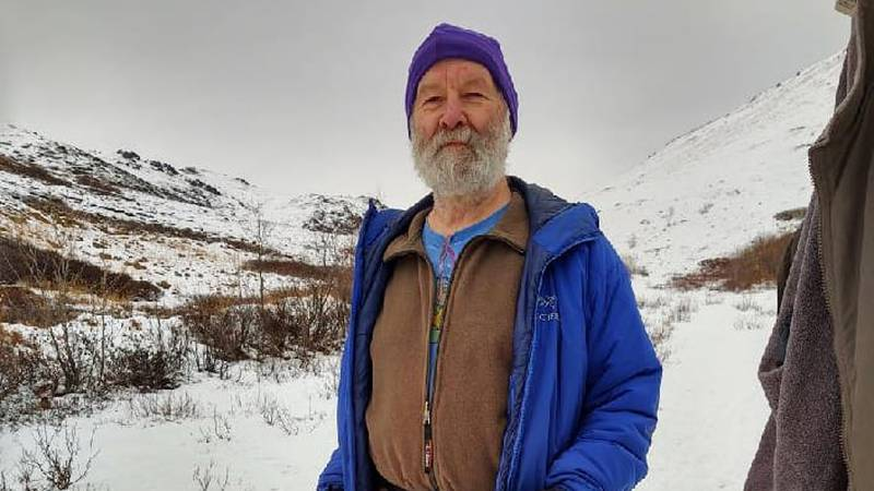 Gary Fisk, 74, was supposed to return from hiking Crow Pass Trail on Sept. 23, 2021.