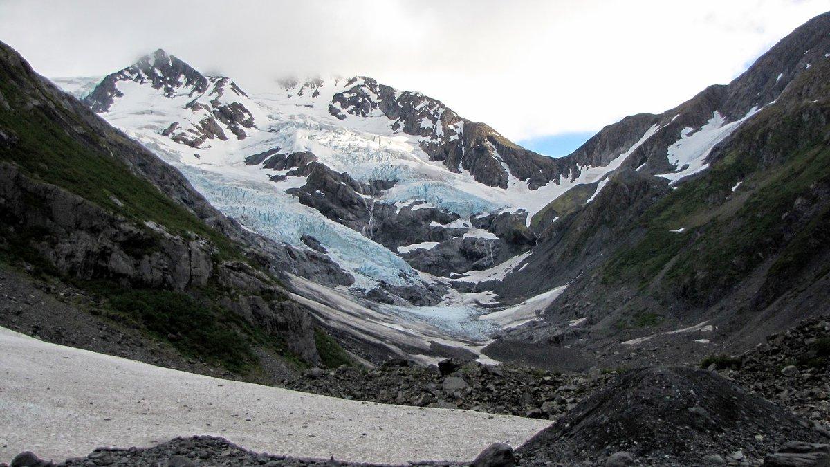 Byron Glacier (Mike Ross, KTUU)