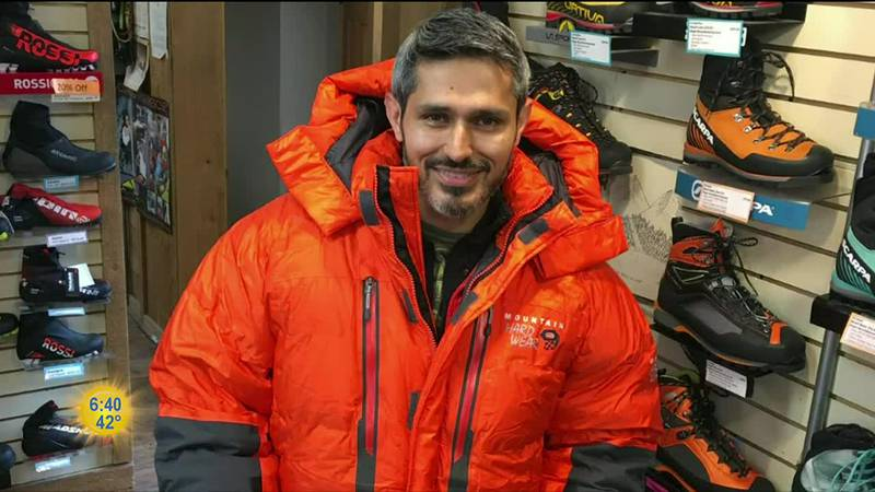 Sam Sidiqi was born in Afghanistan, has spent lots of time in Alaska, and now is the first...