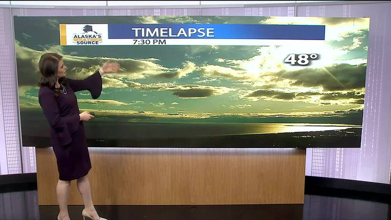 Tuesday weather update from Meteorologist Melissa Frey
