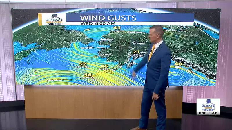 Wednesday, October 20 Morning Weather