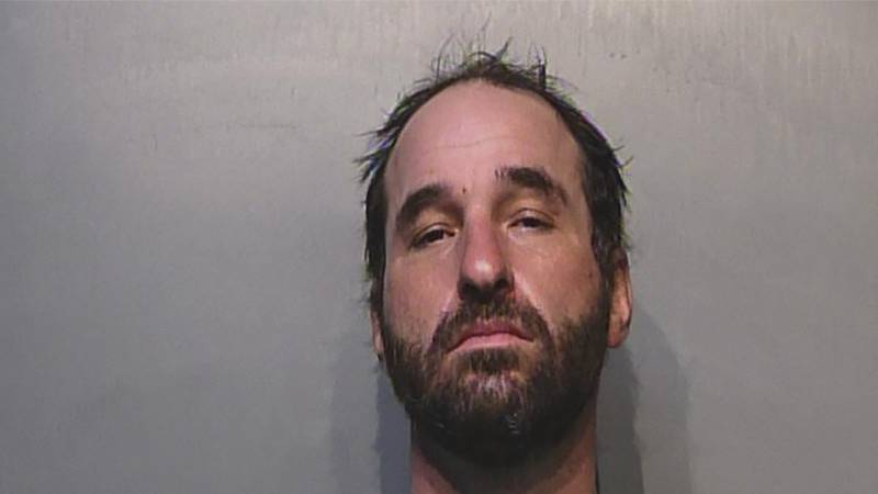 This photo provided by Polk County, Iowa Jail shows Douglas Jensen. A federal judge agreed on...
