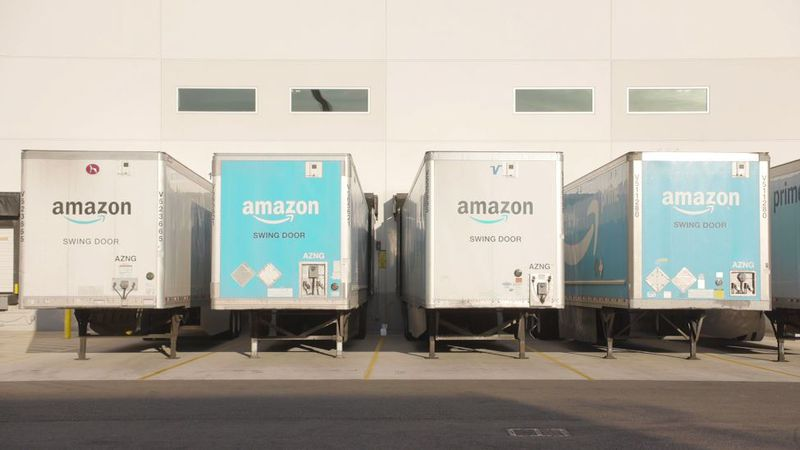 Amazon says it also destroyed 2 million counterfeit products sent to its warehouses last year...