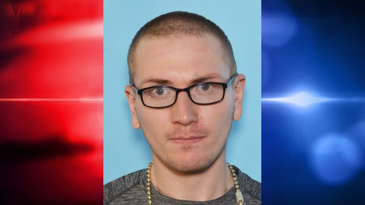 Timothy Wood is a person of interest who police believe may have information on a homicide that took place on W. 34th Ave. (Photo from APD)