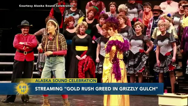 With no way to host live shows Alaska Sound Celebration is airing one of its shows online.