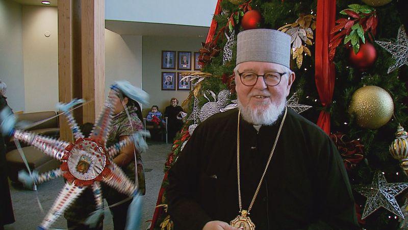 Orthodox archbishop of Sitka and Alaska has passed away