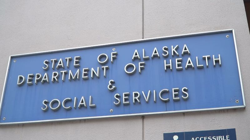 The Department of Health and Social Services headquarters in Juneau.