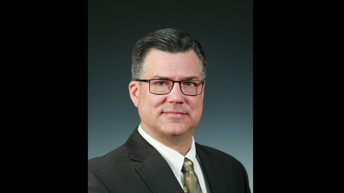 Alaska Gasline Development Corp. incoming president Keith Meyer.