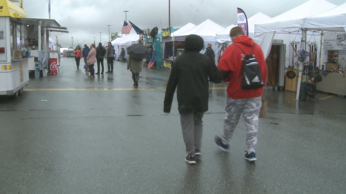 After 29 years downtown, the Anchorage Market is up and running at its new home.